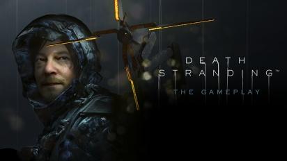 Death Stranding - Il Gameplay (Contenuto Sponsorizzato #5)