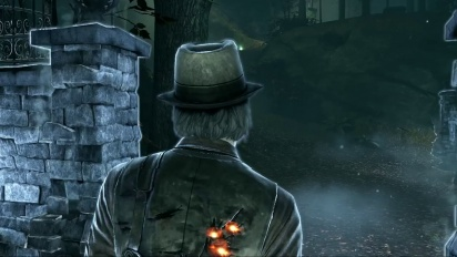 Murdered: Soul Suspect - Buried Trailer