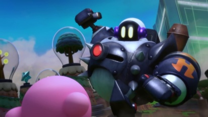 Kirby: Planet Robobot - Overview Trailer