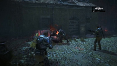 Gears of War 4 - Gamescom Gameplay