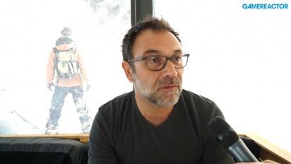 Steep - Intervista a Renaud Person