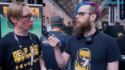 Deep Rock Galactic - Intervista a Søren Lundgaard