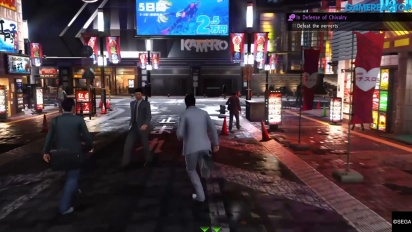Yakuza 6: The Song of Life - Video Recensione