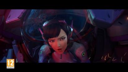 Overwatch - Corto Animato: Astro Nascente (italiano)