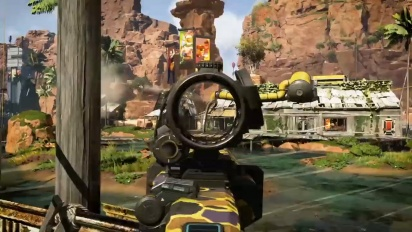 Apex Legends - New Weapon –The Havoc Energy Rifle