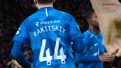 eFootball PES 2020 x FC Zenit - Trailer annuncio Partnership