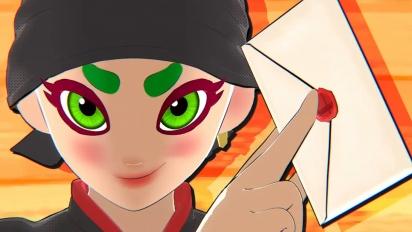 Super Smash Bros. Ultimate - Min Min Character Reveal