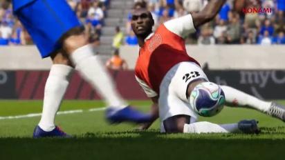 eFootball PES 2021 Season Update - Data Pack 2.0 Trailer