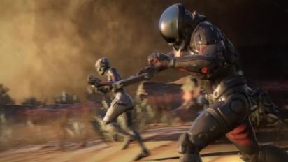 Mass Effect: Andromeda - Trailer di annuncio E3 2015