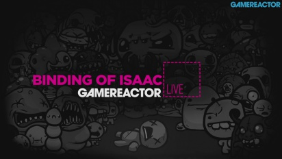 The Binding of Isaac: Rebirth - Replica Livestream