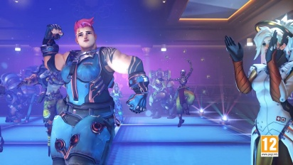 Overwatch - Benvenuti all'anniversario Trailer