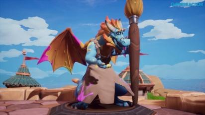 Spyro Reignited Trilogy - Gamescom Gameplay