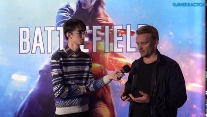 Battlefield V - Intervista a Daniel Berlin