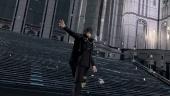 Dissidia Final Fantasy NT - Insomnia FFXV Map Trailer