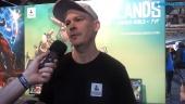 Dreadlands - Peter Nilsson Interview