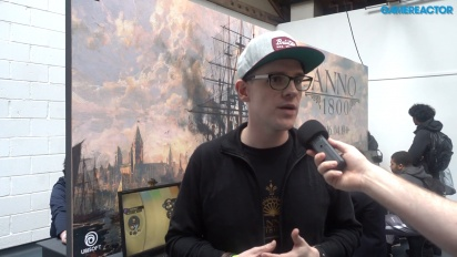 Anno 1800 - Bastian Thun Interview
