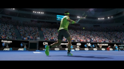 AO Tennis 2 - Reveal Trailer