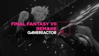 Final Fantasy VII: Remake - Replica Livestream 2