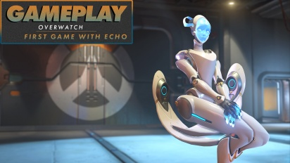 Overwatch - Il nostro gameplay con Echo