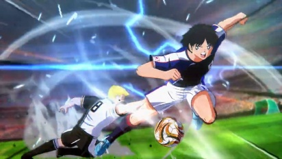 Captain Tsubasa: Rise of New Champions -  Trailer di lancio (italiano)