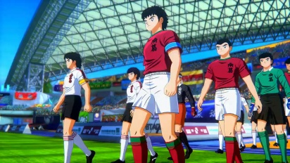Captain Tsubasa: Rise of New Champions -  Launch Trailer