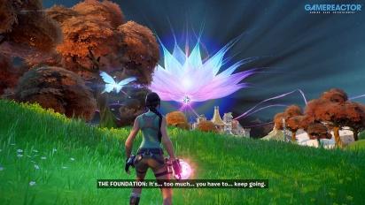 Fortnite Chapter 2 - Season 6 - Singleplayer opening gameplay