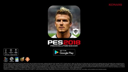 PES 2018 Mobile - Trailer di lancio Android (italiano)
