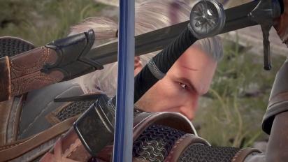 Soul Calibur VI - Geralt of Rivia Reveal Trailer