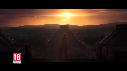 Shadow of the Tomb Raider - Teaser Trailer (italiano)