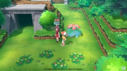 Pokémon: Let's Go, Pikachu! e Let's Go, Eevee! - Diventa un esperto Trailer (italiano)