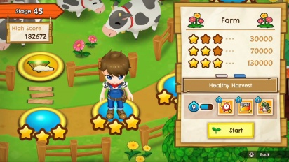 Harvest Moon: Mad Dash - Trailer