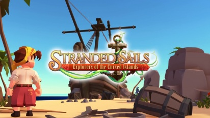 Stranded Sails: Explorers of the Cursed Islands - TGS 2019 Gameplay Trailer | PS4