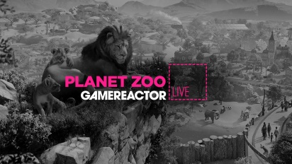 Planet Zoo - Replica Livestream