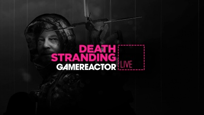 Death Stranding - Replica Livestream Parte 1