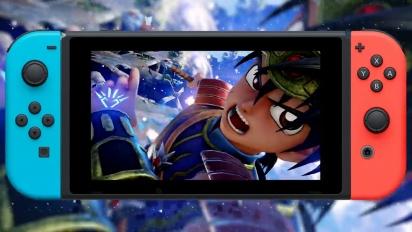Jump Force - Trailer annuncio Nintendo Switch (italiano)