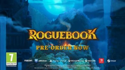 Roguebook - Deck Building Gameplay Trailer