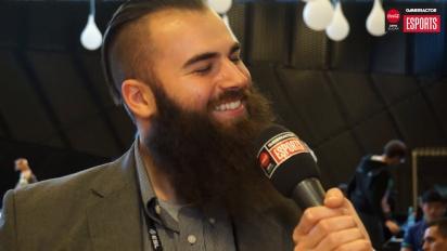 IEM Katowice - DunkTrain Interview from Team Dignitas