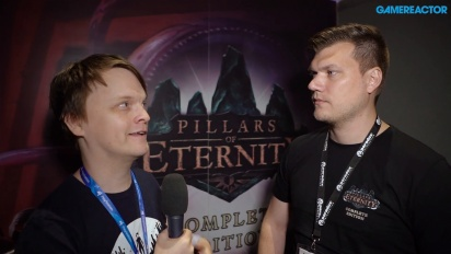 Pillars of Eternity: The Complete Edition - Intervista a Christofer Stegmayr