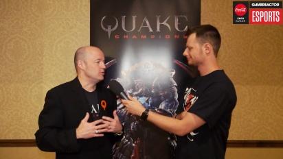 Quake Champions - Intervista a Tim Willits
