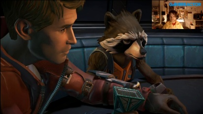 Guardians of the Galaxy: The Telltale Series - Replica Livestream
