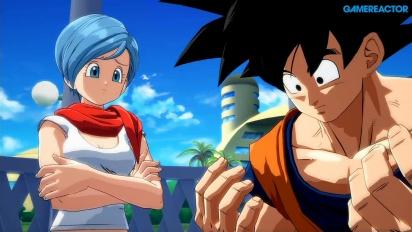Dragon Ball FighterZ - Primo capitolo della modalità Storia (gameplay)