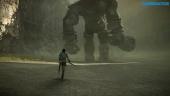 Shadow of the Colossus Remake - Primo Colosso
