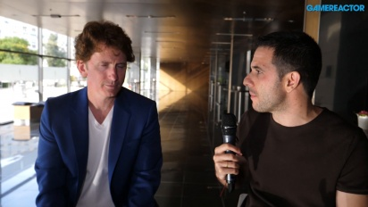 Gamelab 2018 - Intervista a Todd Howard
