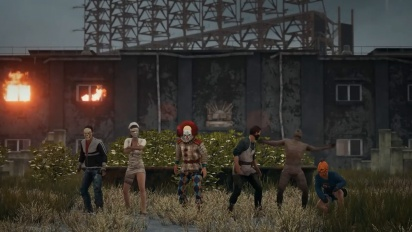 PlayerUnknown's Battlegrounds - New Halloween Skins