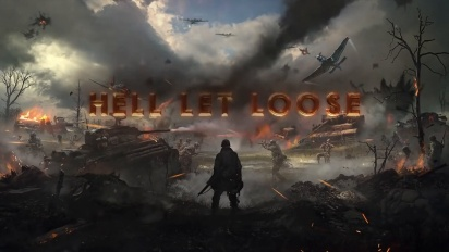 Hell Let Loose - Early Access Launch Date & Pre-Order Trailer