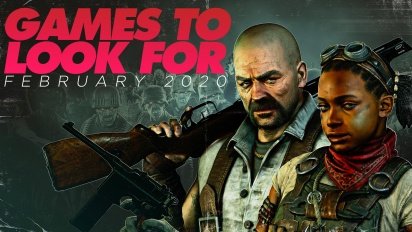 Giochi da tenere d'occhio - Febbraio 2020