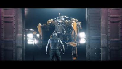 Werewolf: The Apocalyspe - Earthblood - Cahal Trailer (Gamescom 2020)