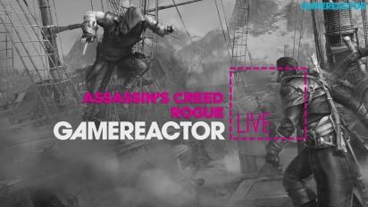 Assassins's Creed: Rogue - Livestream Replay