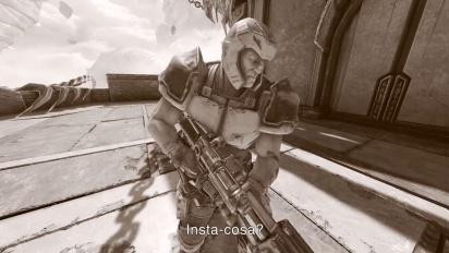 Quake Champions - Modalità InstaGib Trailer