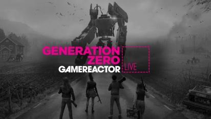 Generation Zero - Replica Livestream Closed Beta